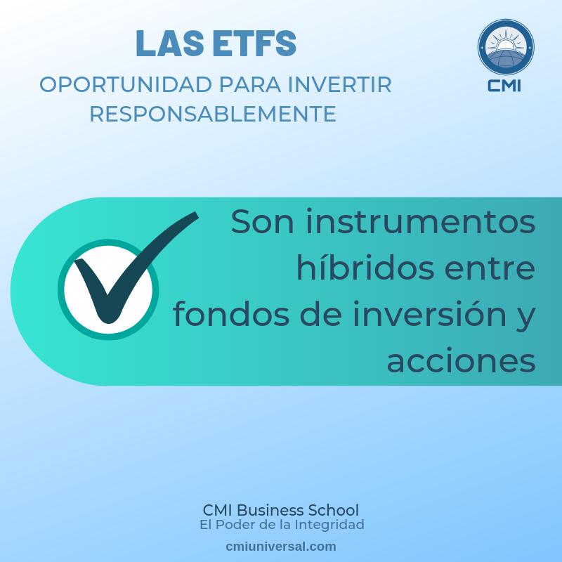 Los ETFs y su relación con la inversión responsable en España
