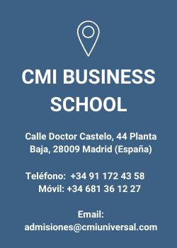 Ubicación CMI Business School