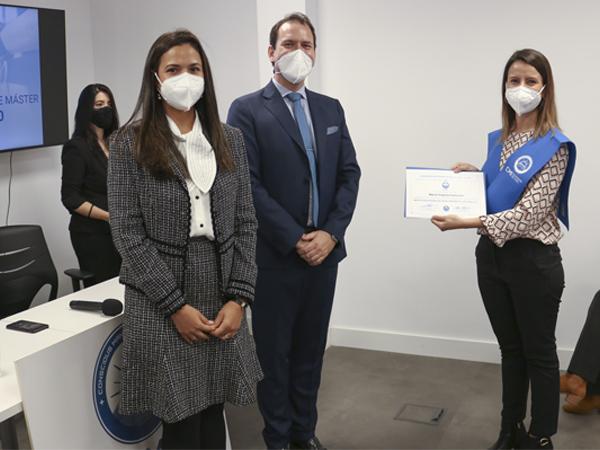 CMI entrega de diplomas